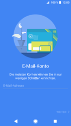 Sony Xperia XZ1 Compact - E-Mail - Konto einrichten - Schritt 6