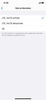 Apple iPhone 11 Pro - Réseau - Comment activer une connexion au réseau 4G - Étape 7