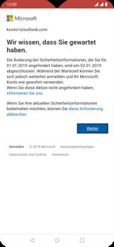 OnePlus 6T - Android Pie - E-Mail - Konto einrichten (outlook) - Schritt 10