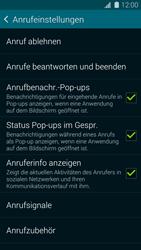 Samsung G800F Galaxy S5 Mini - Anrufe - Anrufe blockieren - Schritt 5