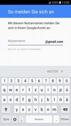 Samsung Galaxy S7 - Apps - Konto anlegen und einrichten - 2 / 2