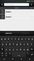 HTC One Max - Anrufe - Anrufe blockieren - Schritt 9