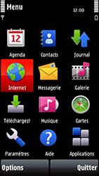 Nokia 5800 Xpress Music - Internet - navigation sur Internet - Étape 2