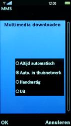 Sony Ericsson U8i Vivaz Pro - MMS - probleem met ontvangen - Stap 9