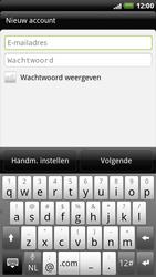 HTC X515m EVO 3D - E-mail - Handmatig instellen - Stap 7
