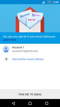 Sony Xperia Z5 Premium (E6853) - E-mail - Manual configuration (gmail) - Step 16