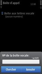 Nokia N8-00 - Messagerie vocale - configuration manuelle - Étape 7