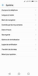 Huawei Y5 (2018) - Aller plus loin - Mettre à jour le logiciel interne de votre mobile - Étape 5