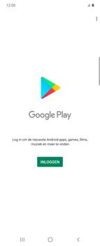 Samsung Galaxy Z Flip Single-SIM + eSIM (SM-F700F) - Applicaties - Account aanmaken - Stap 4