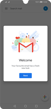Huawei P30 Lite - E-mail - 032a. Email wizard - Gmail - Step 13