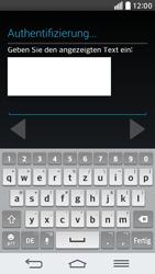 LG D620 G2 mini - Apps - Konto anlegen und einrichten - Schritt 17