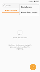 Samsung Galaxy A5 (2017) - SMS - Manuelle Konfiguration - 1 / 1