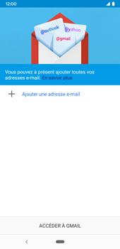 Google Pixel 3a - E-mails - Ajouter ou modifier votre compte Gmail - Étape 5