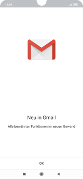 Xiaomi RedMi Note 7 - E-Mail - Manuelle Konfiguration - Schritt 4