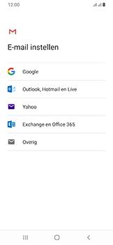 Samsung Galaxy A40 - E-mail - e-mail instellen (gmail) - Stap 8
