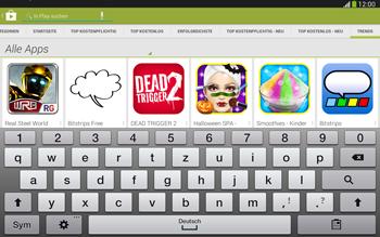 Samsung Galaxy Tab 3 10-1 LTE - Apps - Installieren von Apps - Schritt 14