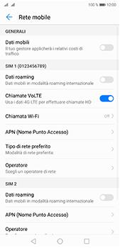 Huawei P20 Pro - Internet e roaming dati - Come verificare se la connessione dati è abilitata - Fase 5