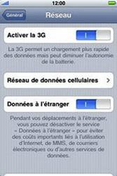 Apple iPhone 3G - Internet - configuration manuelle - Étape 6