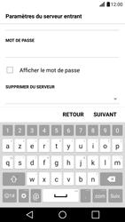 LG G5 - E-mails - Ajouter ou modifier un compte e-mail - Étape 13