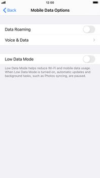 Apple iPhone 6s Plus - iOS 14 - Internet and data roaming - Disabling data roaming - Step 6