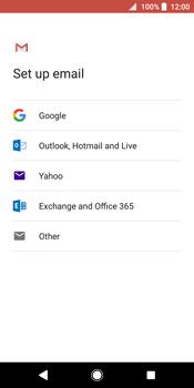 Sony Xperia XZ2 - E-mail - Manual configuration (gmail) - Step 8