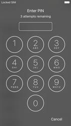 Apple iPhone SE iOS 10 - Primeros pasos - Activar el equipo - Paso 4