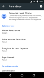 Sony E5823 Xperia Z5 Compact - Android Nougat - Internet - Configuration manuelle - Étape 25