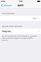 Apple iPhone 4S met iOS 8 (Model A1387) - E-mail - Instellingen KPNMail controleren - Stap 12