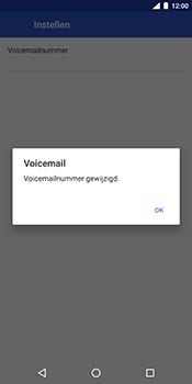 Nokia 7 Plus - voicemail - handmatig instellen - stap 11