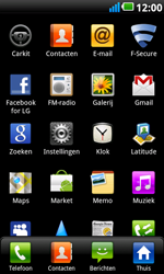 LG P990 Optimus 2X Speed - Internet - buitenland - Stap 17
