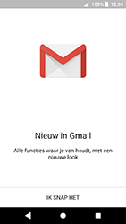 Sony Xperia XA2 - E-mail - e-mail instellen (gmail) - Stap 5