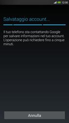HTC One Max - Applicazioni - Configurazione del negozio applicazioni - Fase 19