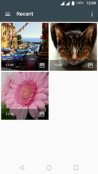 Wiko U-Feel Lite - MMS - Sending pictures - Step 13