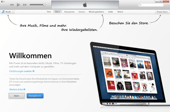 Apple iPhone 4S iOS 7 - Software - installieren von Software zur PC-Synchronisierung - Schritt 5