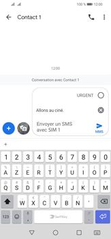 Huawei P30 Lite - MMS - envoi d'images - Étape 9
