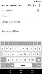 LG LG G5 - E-mail - Sending emails - Step 10
