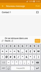 Samsung Galaxy J3 (2016) - Contact, Appels, SMS/MMS - Envoyer un SMS - Étape 11