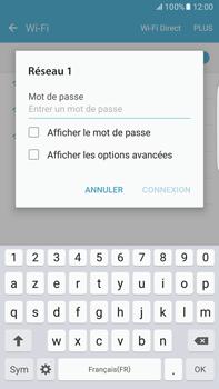 Samsung Samsung G928 Galaxy S6 Edge + (Android M) - Wi-Fi - Accéder au réseau Wi-Fi - Étape 7
