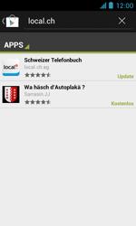 ZTE Blade III - Apps - Installieren von Apps - Schritt 6