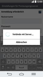 LG G2 mini - E-Mail - Konto einrichten - 1 / 1