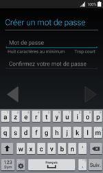 Samsung Galaxy Trend 2 Lite - Premiers pas - Créer un compte - Étape 14