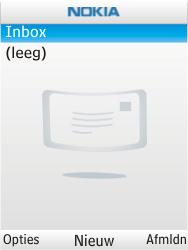 Nokia C2-01 - E-mail - e-mail versturen - Stap 5