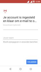 Nokia 1 - E-mail - handmatig instellen (yahoo) - Stap 12