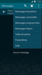 Samsung G900F Galaxy S5 - SMS - Configuration manuelle - Étape 5