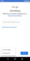 Sony Xperia XZ2 Compact - Android Pie - Apps - Konto anlegen und einrichten - Schritt 6