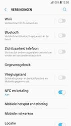 Samsung Galaxy S7 - Android Nougat - netwerk en bereik - gebruik in binnen- en buitenland - stap 5