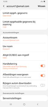 Samsung galaxy-a80-dual-sim-sm-a805fz - E-mail - Instellingen KPNMail controleren - Stap 13