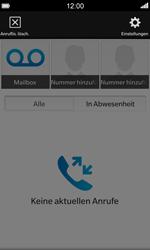 BlackBerry Z10 - Anrufe - Rufumleitungen setzen und löschen - Schritt 5