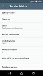 Sony Xperia XA - Software - Installieren von Software-Updates - Schritt 6