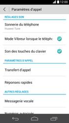 Huawei Ascend P6 LTE - Messagerie vocale - configuration manuelle - Étape 6
